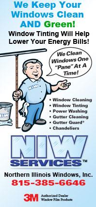 Northern Illinois Windows Services We Clean Windows One